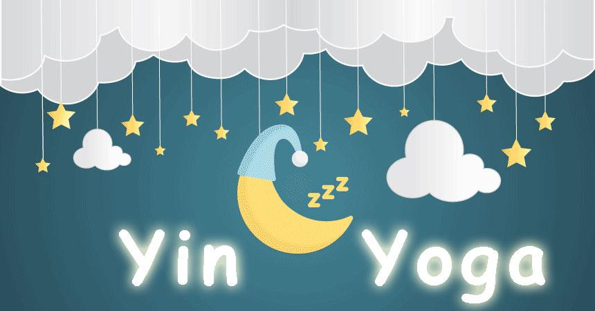 お休み前の陰ヨガでストレッチして、快眠体質に!